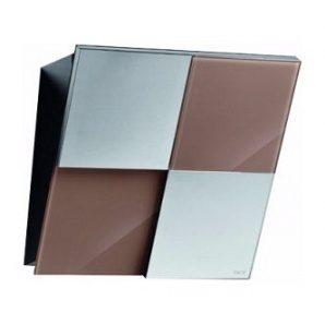 Пристінна витяжка BEST KEYS Brown 550х437х900 мм нержавіюча сталь