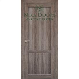 Межкомнатные двери Корфад PALERMO PL-01 Дуб грей