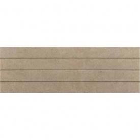 Плитка BALDOCER STRIPE ICON TAUPE RECT 300x900x8 мм