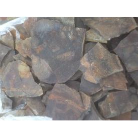 Рваный камень Alex Group Закарпатский андезит тротуарный 5,5 см коричневый