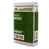 Штукатурка минеральная баранек Greinplast TB транспарент 1,5-2,0 мм 25 кг