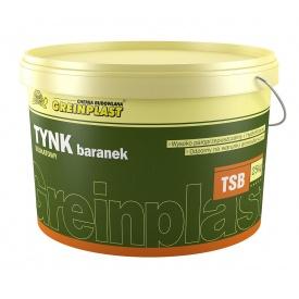 Штукатурка силикатная барашек Greinplast TSB 25 кг