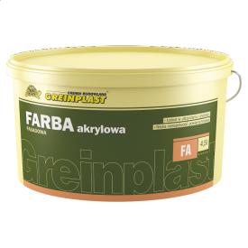 Краска акриловая фасадная Greinplast FA 6,75 кг