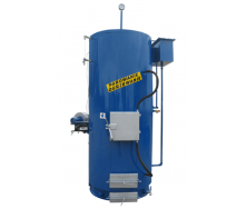 Твердотопливный парогенератор Wichlacz Wp 350 кВт среднего давления