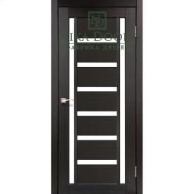 Межкомнатные двери Корфад VALENTINO VL-02 Венге