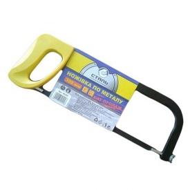 Ножовка по металлу Сталь c пластмассовой ручкой 300 мм