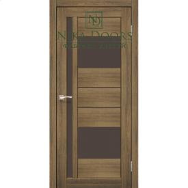 Межкомнатные двери Корфад VENECIA DELUXE VND-03 Дуб Браш