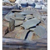 Камінь андезит колотий плашка 20 мм