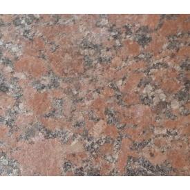 Гранитная плитка термо Капустянского месторождения 300х600х30 мм