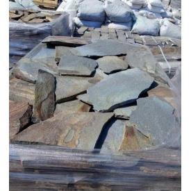 Камень андезит колотый плашка 20 мм