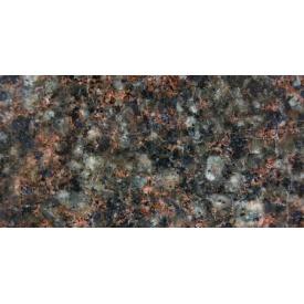 Гранитная плитка Васильевского полированная 300х600х20 мм зеленая