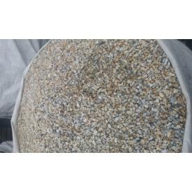 Крошка мраморная 5-10 мм кремово-серая