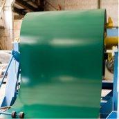 Лист стальной 0,3х1250 мм цинк/полимер
