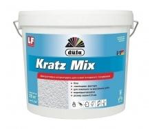Штукатурка Dufa Kratz Mix15 25 кг белый