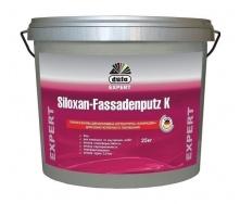 Штукатурка Dufa Siloxan-Fassadenputz K20 25 кг белый