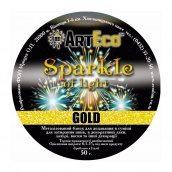 Металлизированный блеск ArtEco 50 г gold