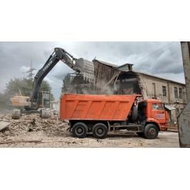 Аренда КамАЗа для перевозки строительного груза