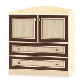 Комод Мебель-Сервіс Дісней 2Д2Ш 900х465х1000 мм дуб світлий