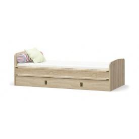 Кровать Мебель-Сервис Валенсия 685х2025х975 мм самоа