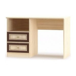 Стол письменный Мебель-Сервис Дисней 2Ш 1100х595х755 мм дуб светлый