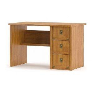 Стол письменный Мебель-Сервис Валенсия 3Ш 760х1200х680 мм клен
