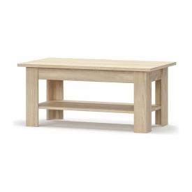 Стіл Мебель-Сервіс Гресс 110 1100х515х605 мм дуб самоа