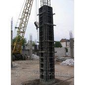 Опалубка пластикова для вертикального перекриття 300x600 мм