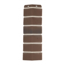 Кут зовнішній Docke Berg 117х461 мм коричневий