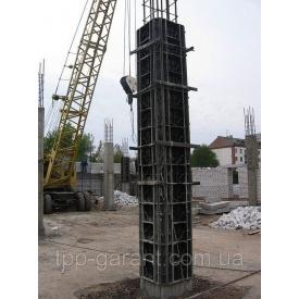 Опалубка пластиковая для вертикального перекрытия 300x600 мм