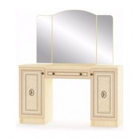 Туалетный столик Мебель-Сервис Флорис 1472х1300х385 мм клен