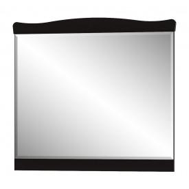 Дзеркало Меблі-Сервіс Єва 924х1020 мм венге темний