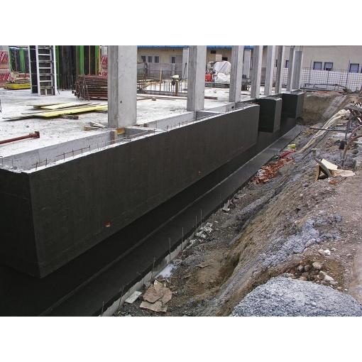 Обмазочная гидроизоляция мастикой цена на работы краска для бетона самара