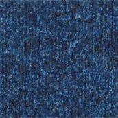 Ковролин на резиновом основании Sintelon Casino 1144 3 мм темно-синий