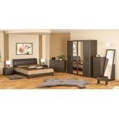 Спальня Мебель-Сервис Токио венге темный