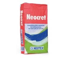 Армированный раствор для ремонтных работ Neotex NEOCRET 25 кг