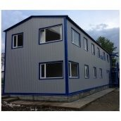Модульное двухэтажное здание 21х6х6 м