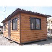 Садовий будиночок люкс 6х2,5х2,8 м