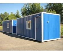 Бытовка стандарт 1-комнатная 2,5х4 м