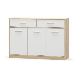 Комод Типс 3Д2Ш Мебель-Сервис