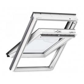 Мансардное окно VELUX Стандарт GLU 0051 FK06 влагостойкое 660х1180 мм