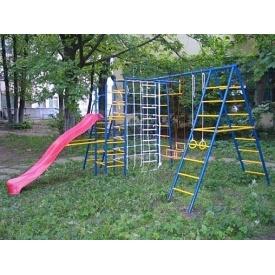 Изготовление детских и спортивных площадок