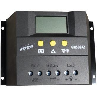 Контроллер заряда JUTA CM5024Z IP20 130х188х62 мм