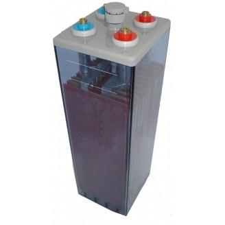 Аккумуляторная батарея Storace OPzS1000-2 2 В 1000 Ач 700х233х210 мм