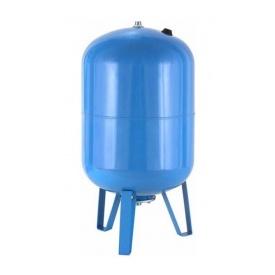 Гидроаккумулятор вертикальный Aquasystem VAV 80 черная сталь 80 л 415х856 мм