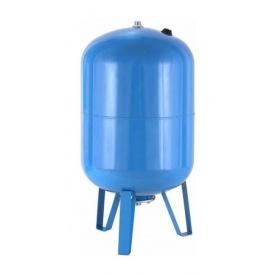 Гидроаккумулятор вертикальный Aquasystem VAV 50 черная сталь 50 л 365х697 мм
