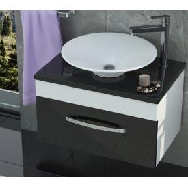 Комплект тумба Мадлен з умивальником Оріон 700x450 мм