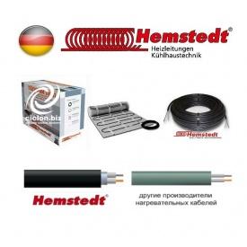 Система снеготаяния антиобледенения Hemstedt для обогрева кровли водостоков