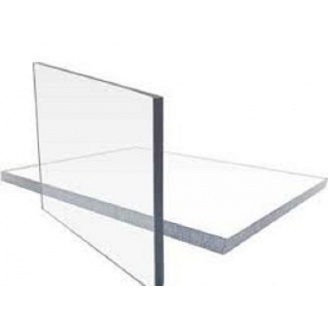 Монолітний полікарбонат BORREX 2 мм 2,05x3,05 м прозорий