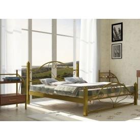 Металеве ліжко Метал-Дизайн Джаконда 1900х1400 мм