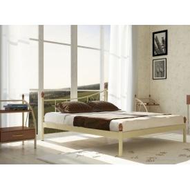 Металлическая кровать Металл-Дизайн Калипсо 1900х1200 мм
